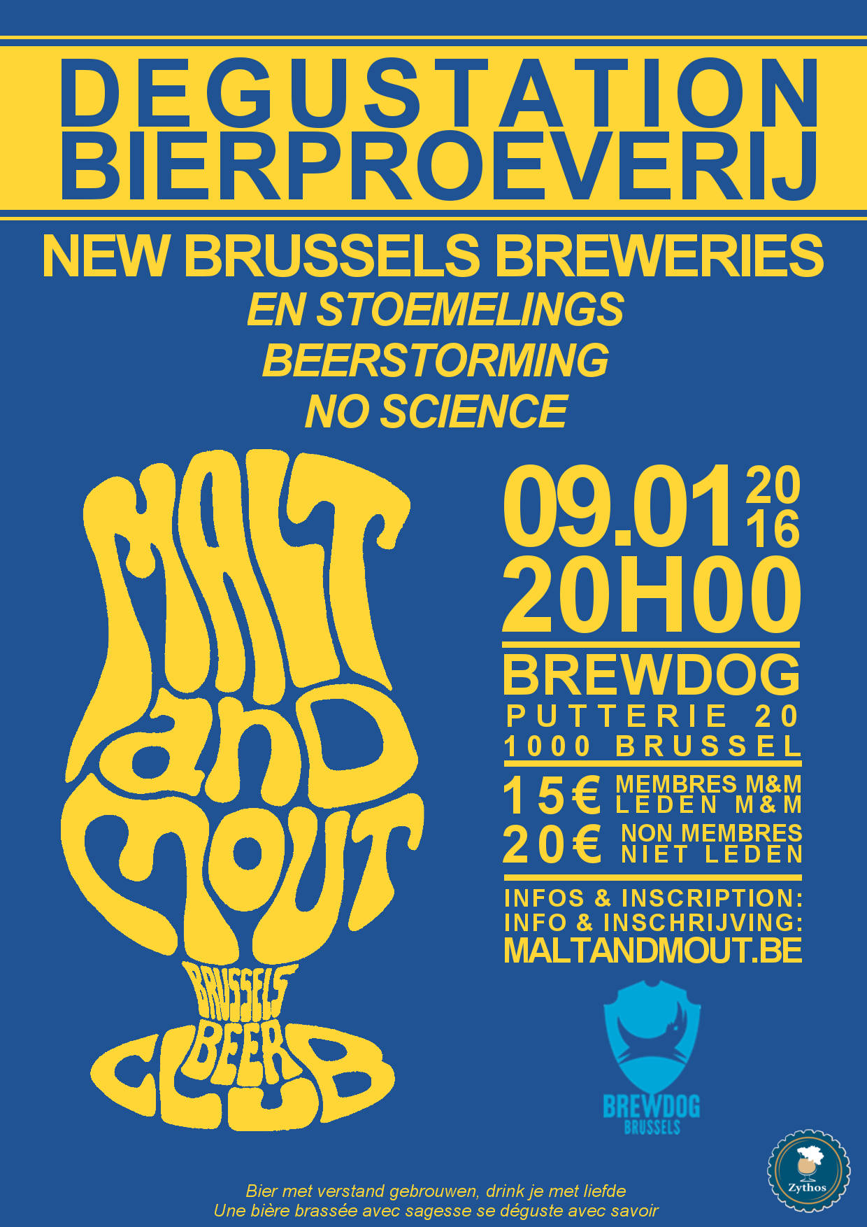 New Brussels Breweries