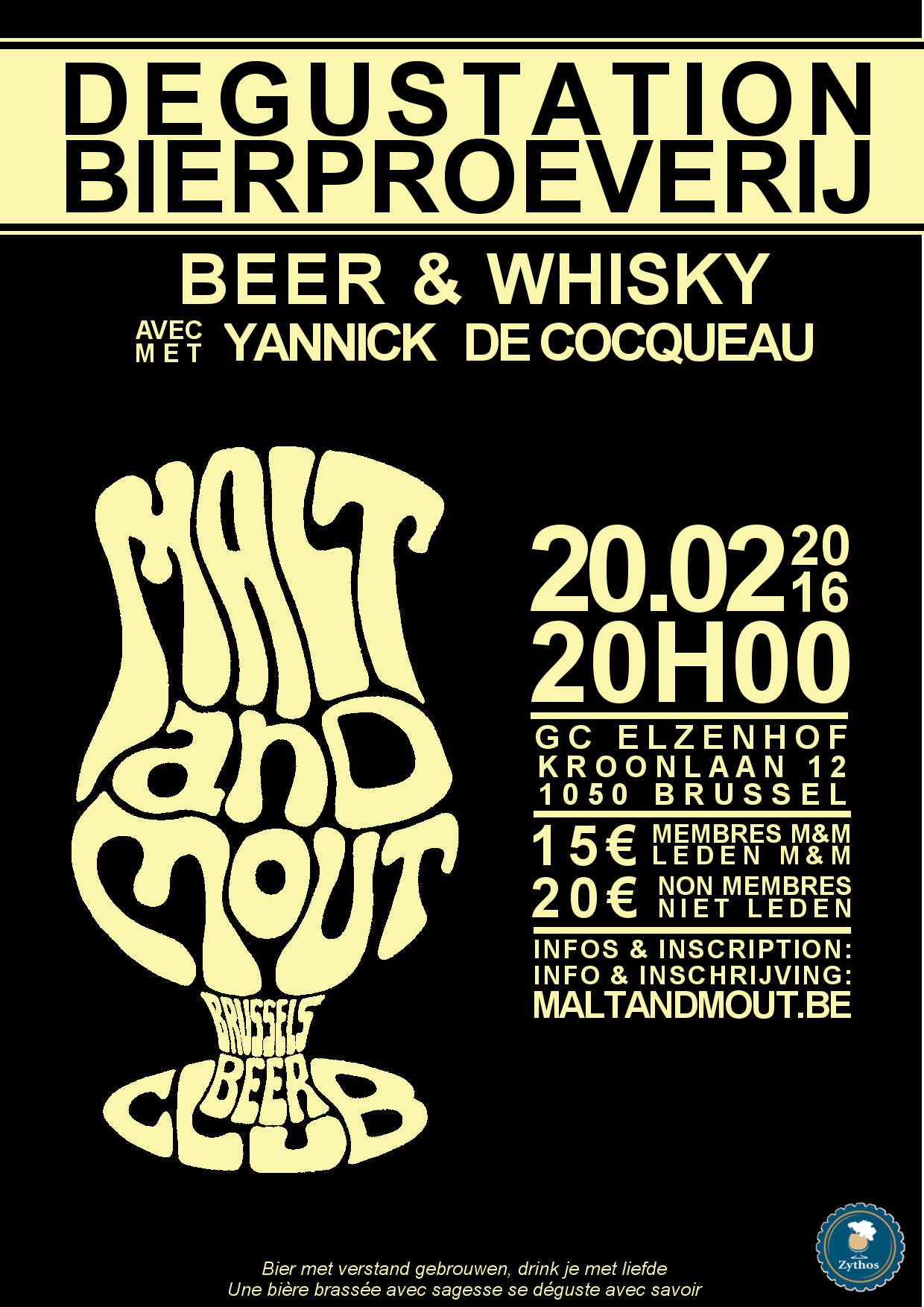 Beer & Whisky