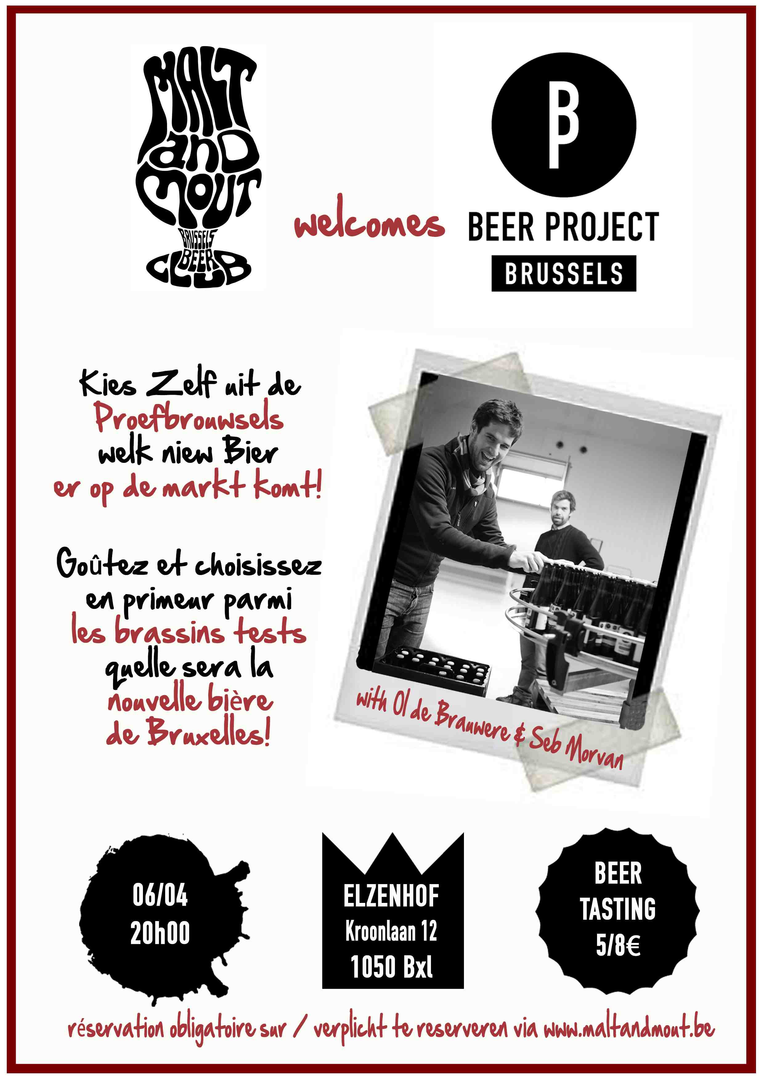 BeerProject Brussels