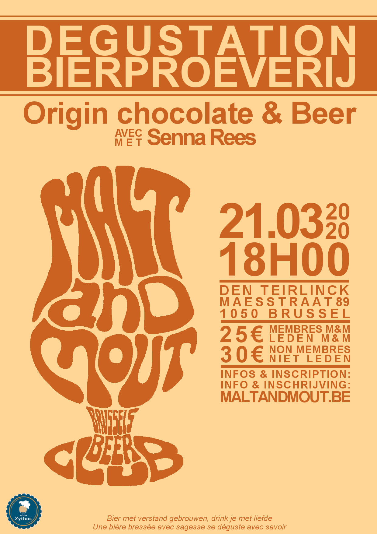 Origin Chocolate & Beer