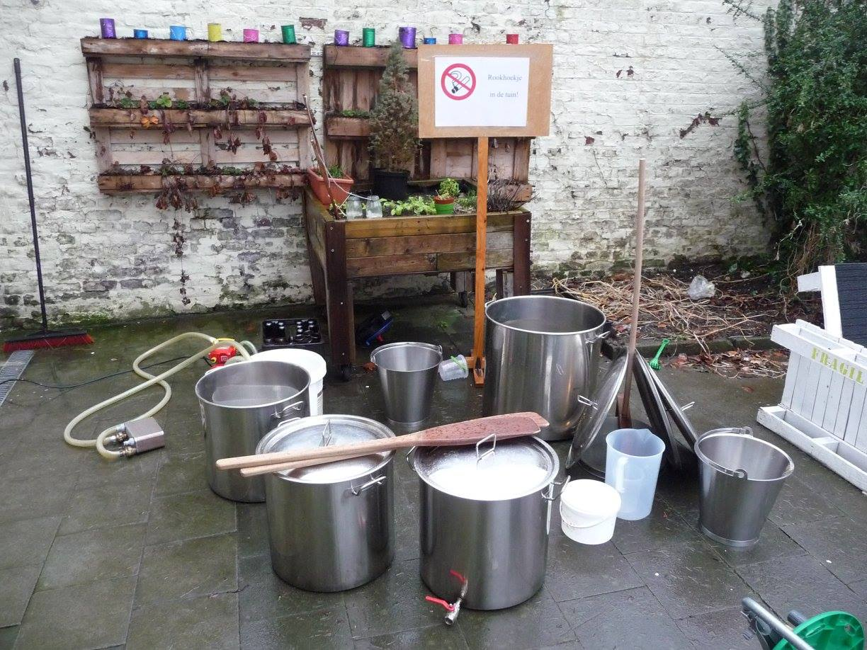 Brewing Workshop